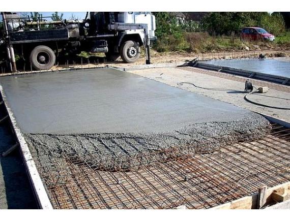 Технологии заливки бетона