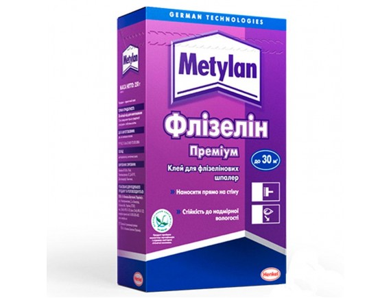 Клей обойный Метилан Флизелин Премиум 250 гр