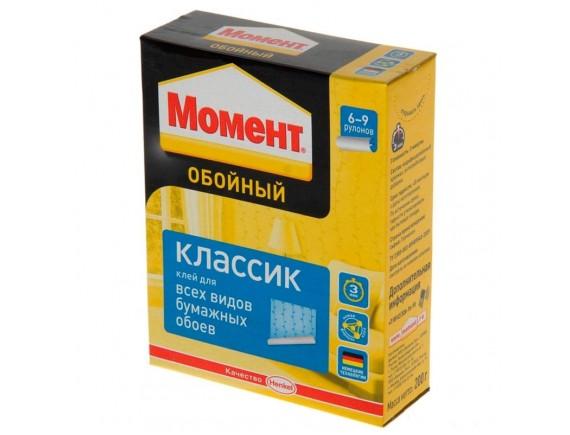 Клей обойный Момент Классик 190 гр