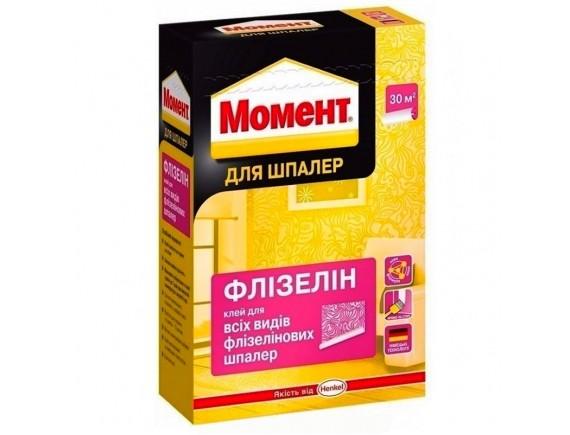 Клей обойный Момент Флизелин Премиум 250 гр