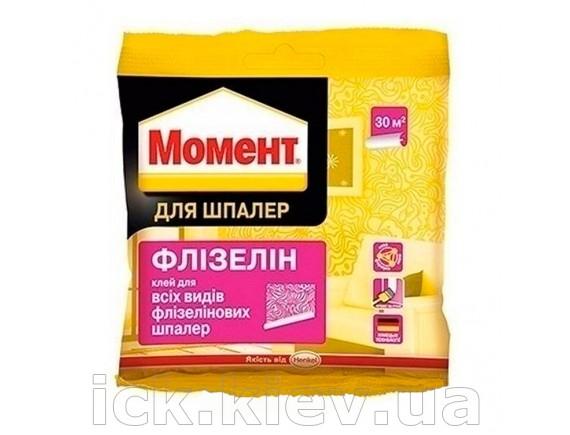 Клей обойный Момент Флизелин 95 гр
