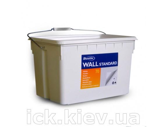 Клей для стеклообоев Bostik Wall Standard 70 15 л