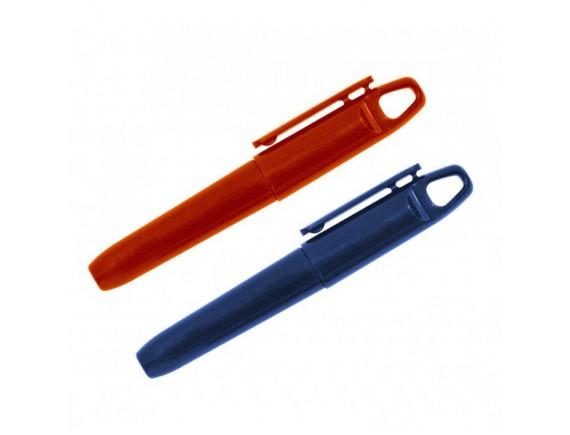 Маркер строительный Favorite (синий и красный) 2 шт