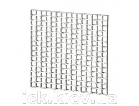 Решетка вентиляционная РД 600 белая пластик 15 мм