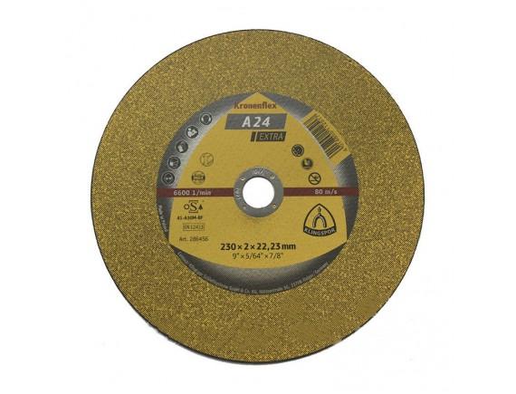Диск отрезной по металлу Klingspor 230х2,0х22 мм