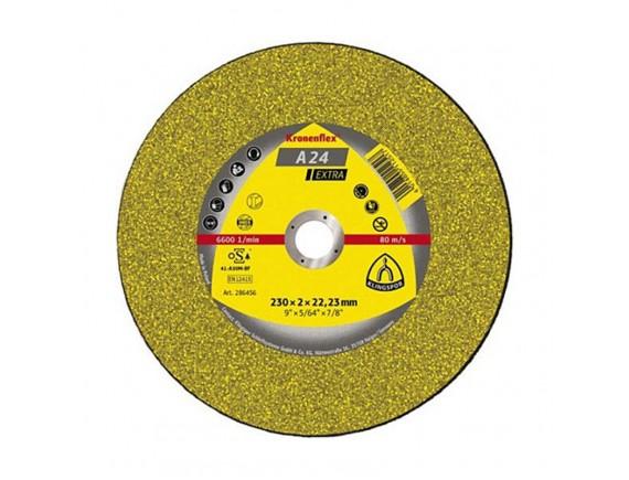 Диск отрезной Klingspor Turbo по металлу 230х2.5х22.23 мм
