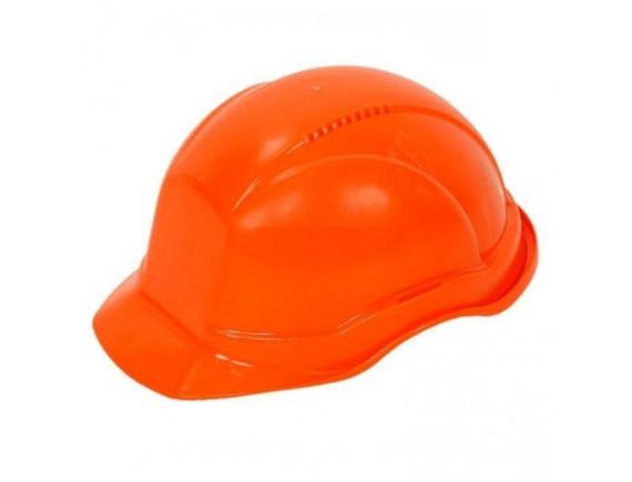 Защитная каска универсальная оранжевая