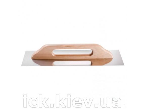 Гладилка швейцарская Hardy серия 43 58х13 см, нерж.сталь, дерев. ручка