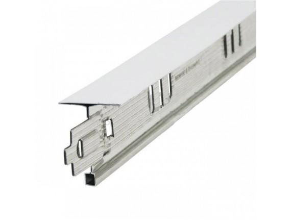 Профиль поперечный 1,2м Prelude 15мм белый Microlook