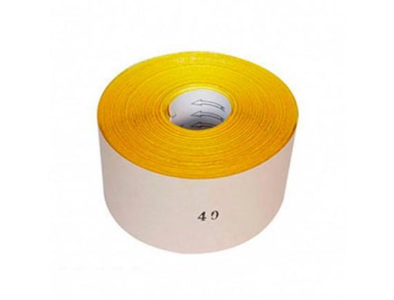 Наждачная бумага на бумажной основе 115 мм х5 м зерно 40