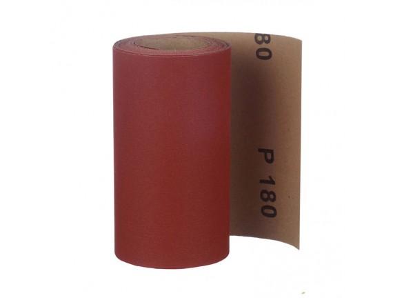 Наждачная бумага Polermo 115 мм х 5 м зерно 180