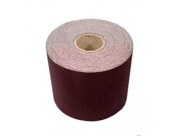 Наждачная бумага Polermo водостойкая 200 мм х 5 м зерн 100