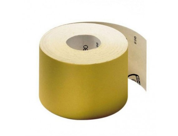 Наждачная бумага Klingspor рулон 115х4500 мм зерно 40