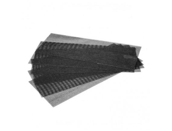 Сетка шлифовальная Favorit зерно 100 115х280 мм 10 шт
