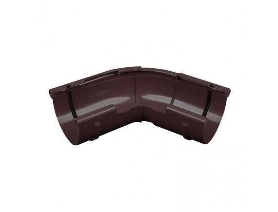 Угол внутренний регулируемый Bryza коричневый 120-145 градусов, 125 мм