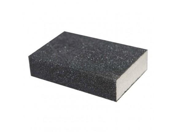 Шлифовальная губка Klingspor 100х70х25 мм зерно 220