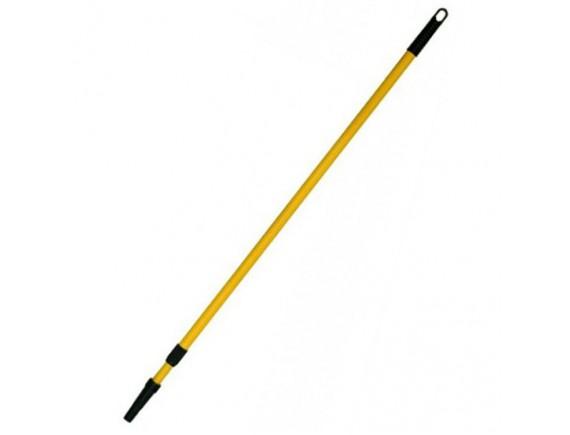 Ручка телескопическая металлическая 1,5–3,0 м