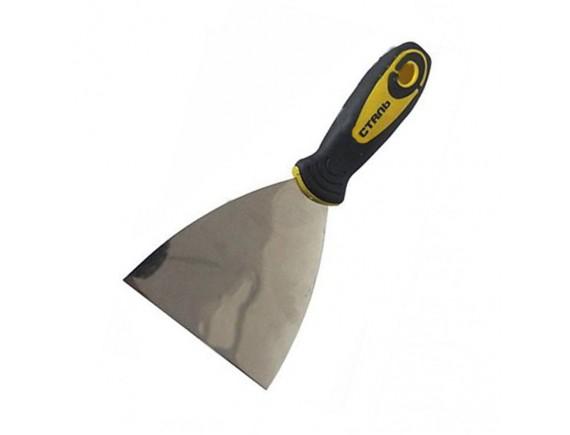 Шпательная лопатка Сталь из нержавеющей стали 60 мм