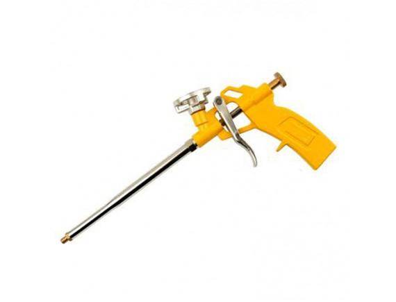 Пистолет для пены алюминиевый корпус