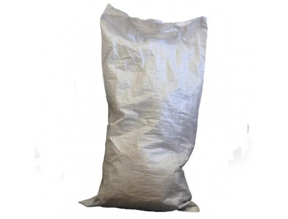 Мешок полипропиленовый 55x105 мм 60 гр белый