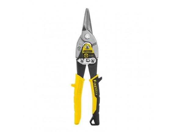 Ножницы по металлу STANLEY 250 мм прямые
