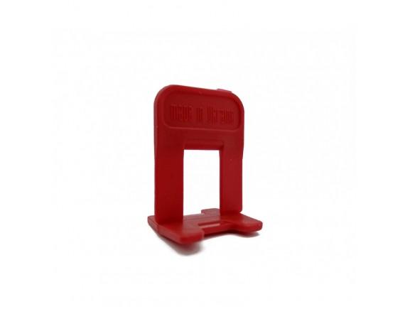 Основа для системы выравнивания плитки СВП Mini, основа 1 мм, 500 шт