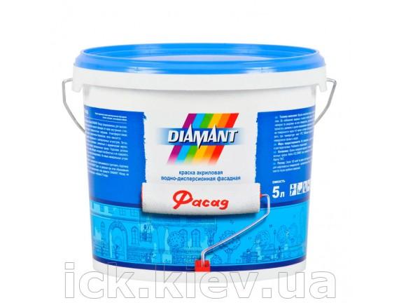 Краска фасадная Caparol Diamant Fassadenfarbe 10 л