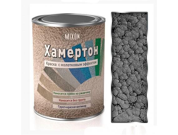 Краска с молотковым эффектом Хамертон101 Mixon 2.5 л
