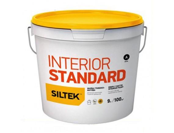 Краска Siltek Interior Standard База А