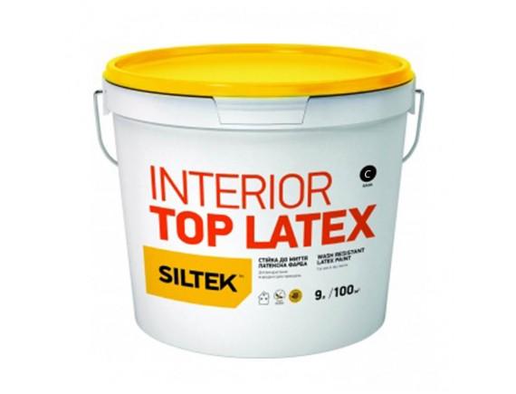Краска латексная Interior Top Latex База С 9 л