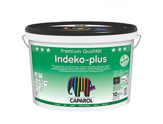 Краска интерьерная Indeko-plus база 1 10 л