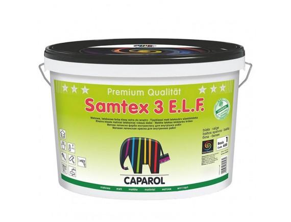 Капарол Samtex Вase 3  E.L.F., интерьерная латексная краска
