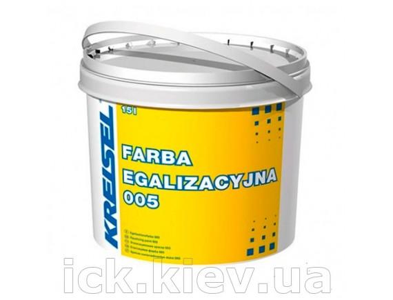 Краска фасадная силиконовая Kreisel Egalisierungsfarbe-005 15 л База Б-прозрачная
