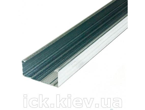 Профиль для гипсокартона Knauf CD 27x60 3 м 0.6 мм