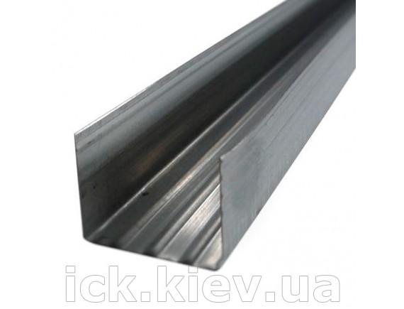 Профиль для гипсокартона Knauf UD 28x27 3 м 0.6 мм