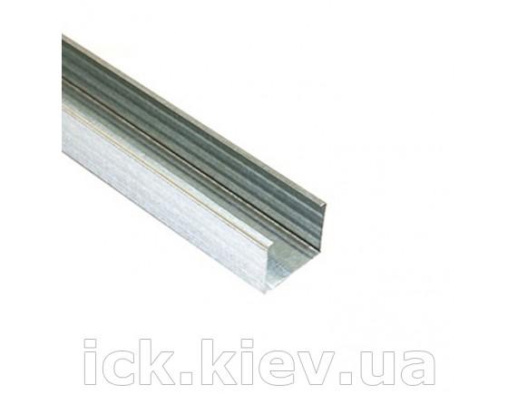 Профиль КНАУФ CW 50x40x0.6 мм - 4.00 м