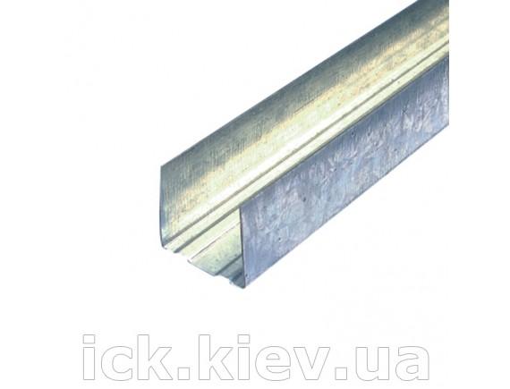 Профиль Knauf UW 50х40х0.6 мм - 3.00 м