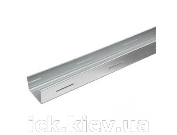 Профиль Knauf CW 75х50х0.6 мм - 3.00 м