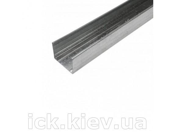 Профиль Knauf CW 100х50х0.6 мм - 3.00 м