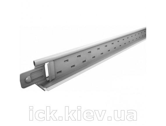 Профиль направляющий Kraft Nova Т-24 38x24 мм 3.6 м (RAL 9003)