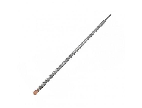 Сверло для бетона SDS Plus крестообразная 20 ммx600 мм