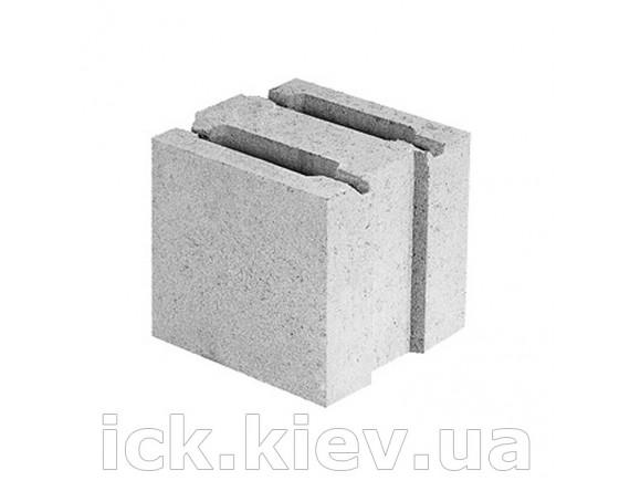 Блок бетонный перегородочный 200х190х188