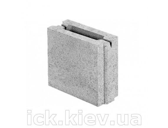 Блок бетонный перегородочный 200х90х188