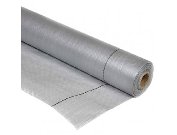 Паробарьер неармированный Master Foil S 75 м2 серый