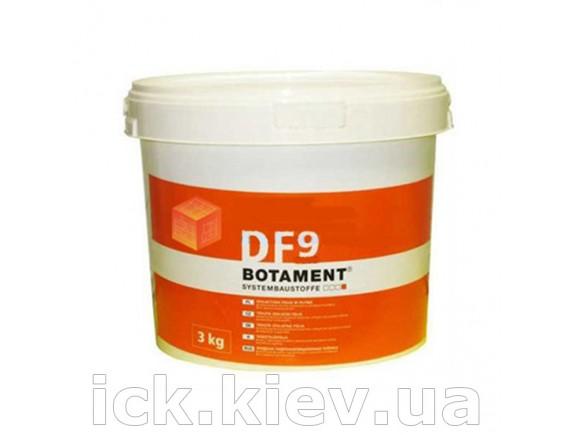 Мастика для бесшовной гидроизоляции Botament DF 9 PLUS 3 кг