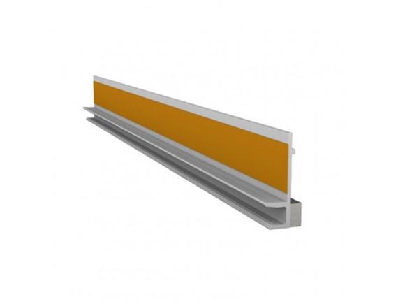 Приоконный профиль ПВХ 9 мм 2,5 м