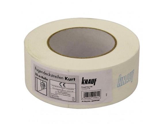 Бумага для заклеивания швов Knauf КУРТ 25 м