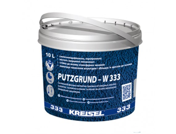 Грунтующая краска PUTZGRUND W 333 10л