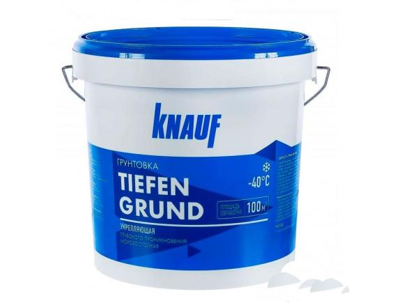 Грунтовка Knauf Tiefengrund 5 кг