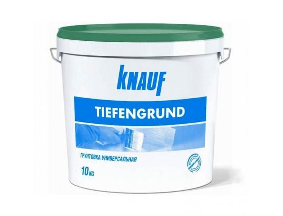 Грунтовка KNAUF Tiefengrund, 10 кг